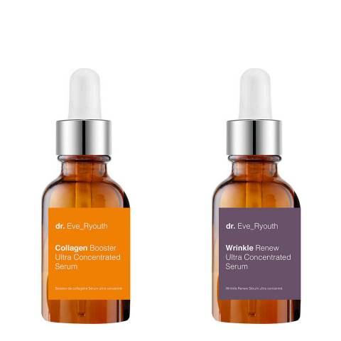 Dr Eve_Ryouth Collagen Booster & Wrinkle Renew Serum Duo