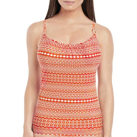 Fantasie Grenadine Sidari Underwire Scoop Neck Tankini