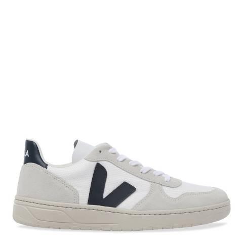 VEJA V-10 White Nautico B-Mesh Sneaker