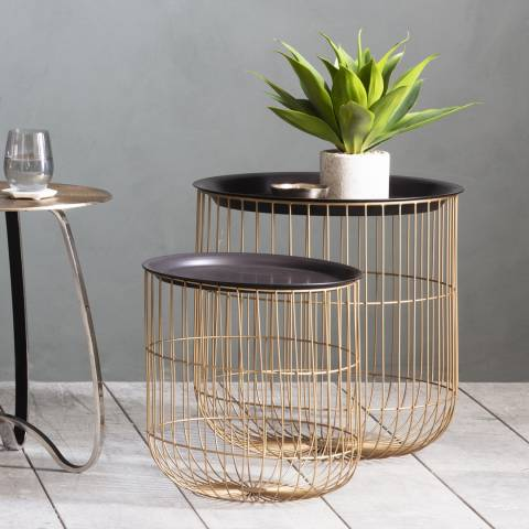 Gallery Woburn Nest Of 2 Side Tables