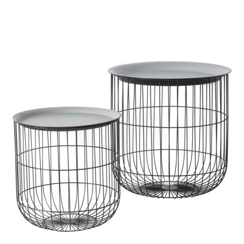 Gallery Barton Nest Of 2 Side Tables