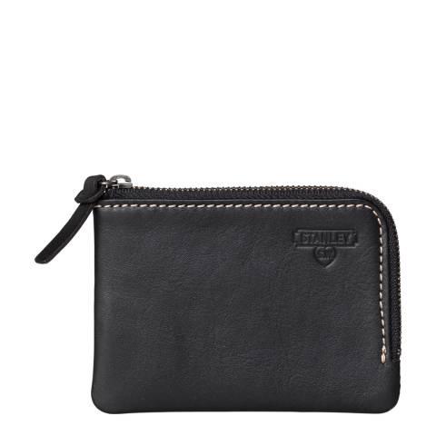 Stanley Black Zip Around Wallet