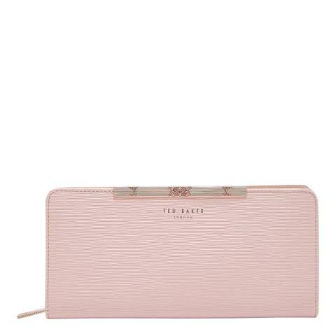 Ted Baker Light Pink Yasmine Mini Matinee Purse