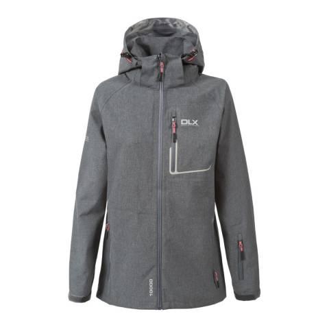 DLX Dark Grey Gita High Performance Waterproof Jacket