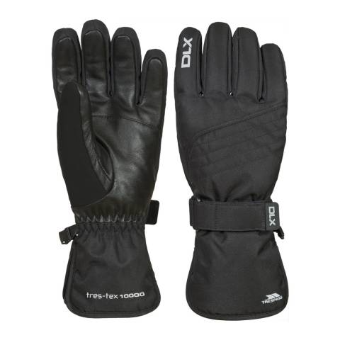 DLX Black Rutger Gloves