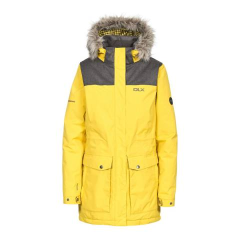 DLX Gold Garner Waterproof Parka Jacket