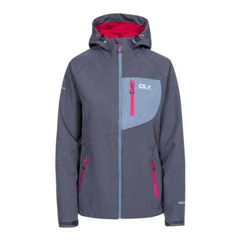 DLX Carbon Ronda Breathable Softshell Jacket