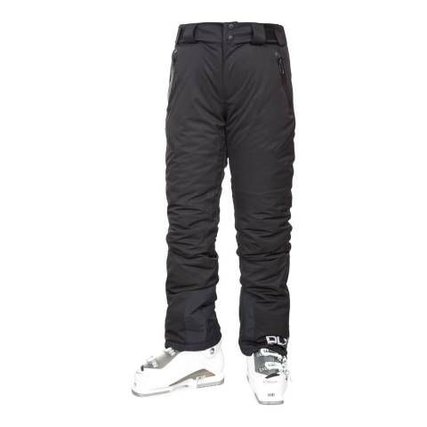 DLX Black Marisol High Performance Ski Pants