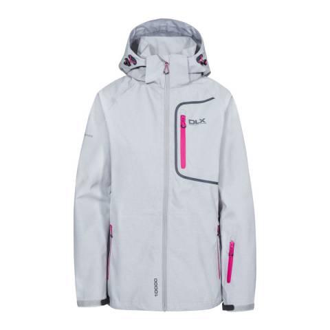DLX Grey Gita Ii Softshell Jacket