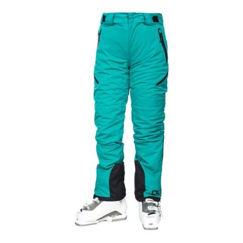 DLX Turquoise Marisol High Performance Ski Pants