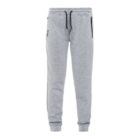DLX Grey Elara Soft Jogging Trousers
