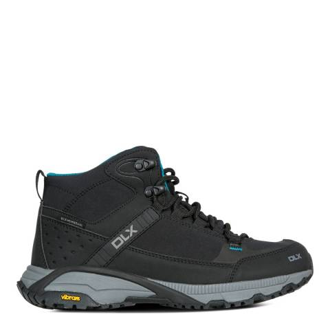 DLX Black Nomad Vibram Walking Boots