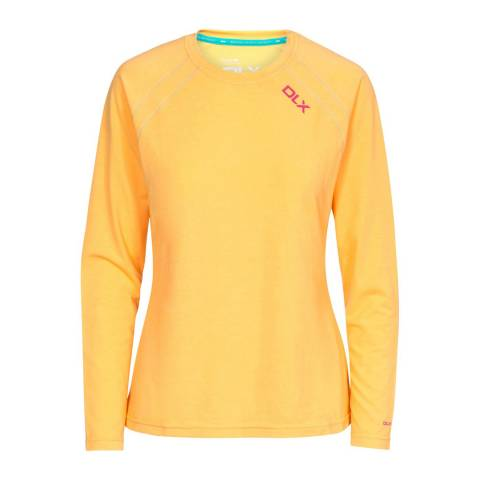 DLX Yellow Cali Antibacterial Quick Drying Top