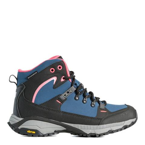 DLX Midnight Blue Arlington Vibram Walking Boots