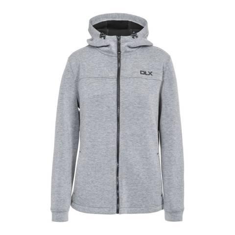 DLX Grey Tauri Hooded Sweatshirt