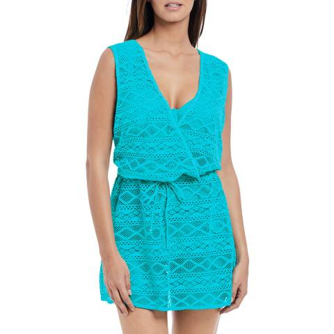 Freya Deep Ocean Sundance Dress