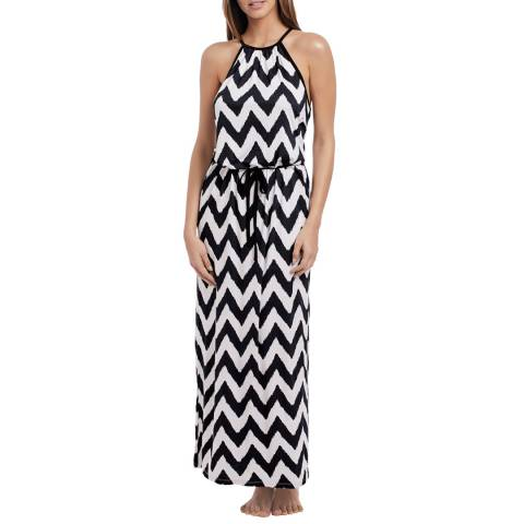 Freya Black Making Waves Maxi Dress