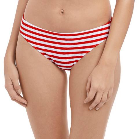 Freya Red Drift Away Bikini Brief