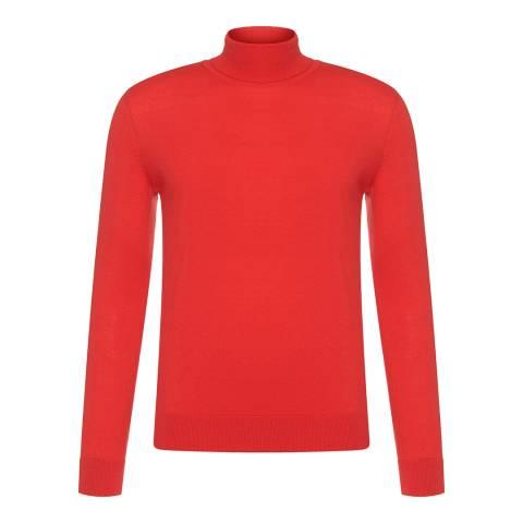 BOSS Red T-Bernardo Cashmere Jumper
