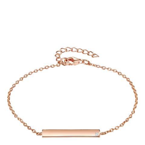 Tess Diamonds Rose Gold Diamond Bracelet