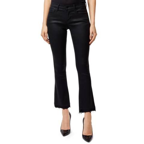 J Brand Indigo Selena Crop Bootcut Stretch Jeans