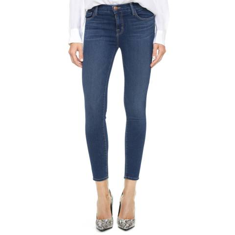 J Brand Blue Denim 835 Skinny Stretch Jeans