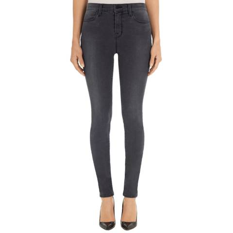 J Brand Dark Denim Maria Skinny Stretch Jeans