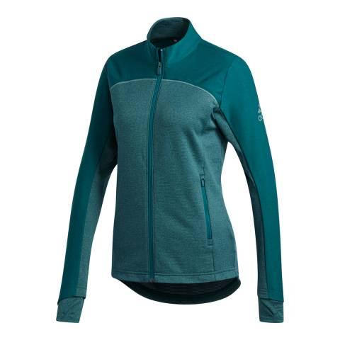 Adidas Golf Mystery Green Go To Adapt Jacket