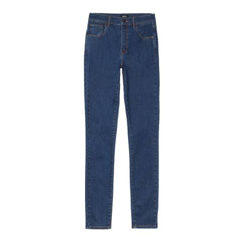 Finisterre Washed Indigo Luder Jeans