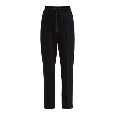 French Connection Black Whisper Ruth Tailored Joggers