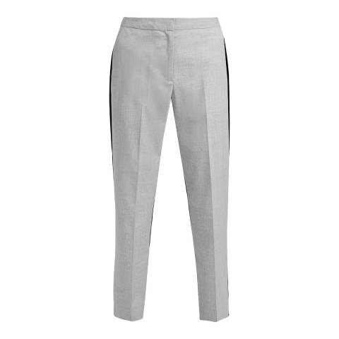 French Connection Colour Block Sutng Relaxed Trousers