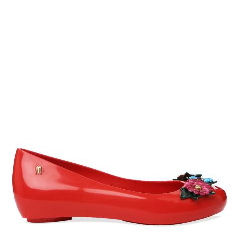 Melissa Red Ultragirl Nature Pump