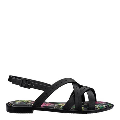 Melissa + Jason Wu Black JWU Hailey Sandal
