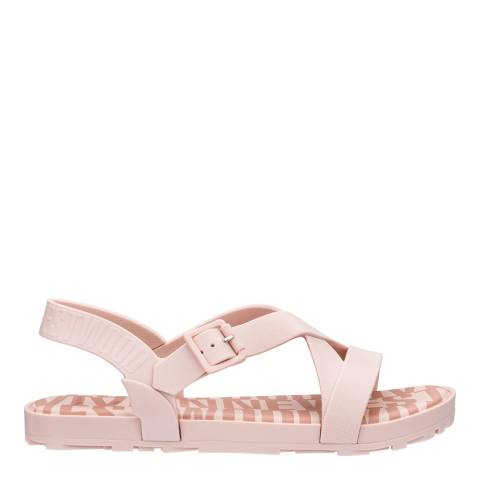 Vivienne Westwood for Melissa Baby Pink VW Hermanos Sandal