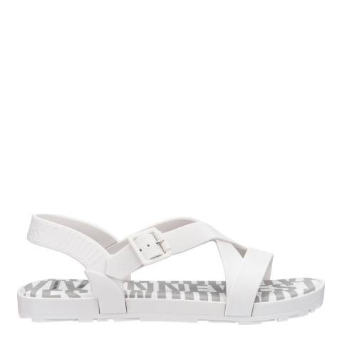 Vivienne Westwood for Melissa White VW Hermanos Sandal