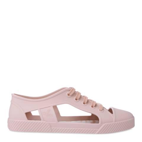 Vivienne Westwood for Melissa Soft Pink VW Brighton Sneaker