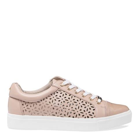 Carvela Nude Jaxx Low Top Trainers