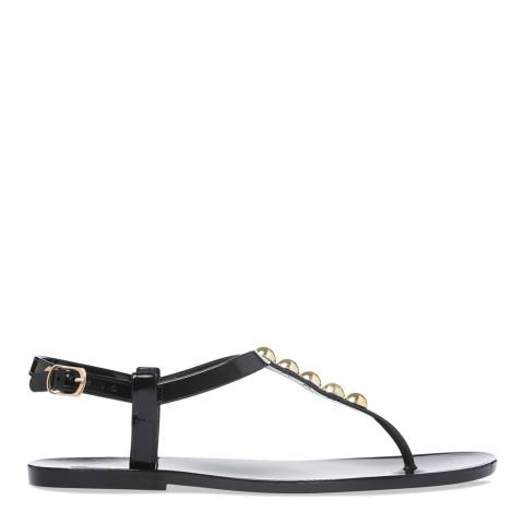Carvela Black Embellished Bora Sandals