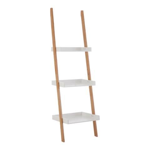 Premier Housewares Nostra Three Tiers Shelf Ladder Unit
