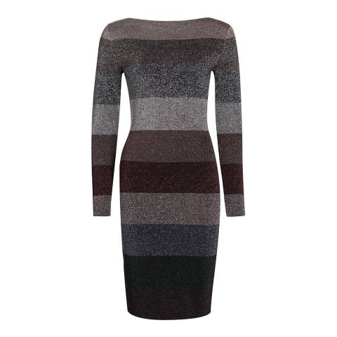 Reiss Multi Ashlyn Dress