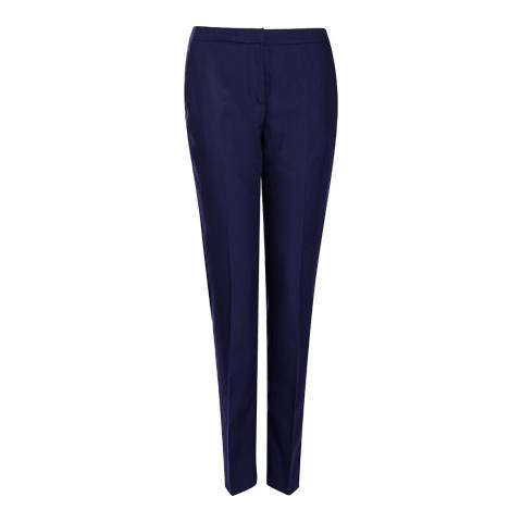 Reiss Navy Tonic Trousers