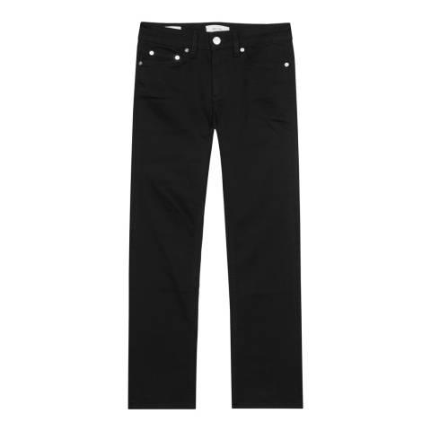 Reiss Black Faye Skinny Jeans