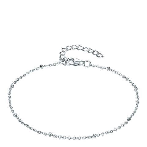 Carat 1934 Sterling Silver Plated Bracelet