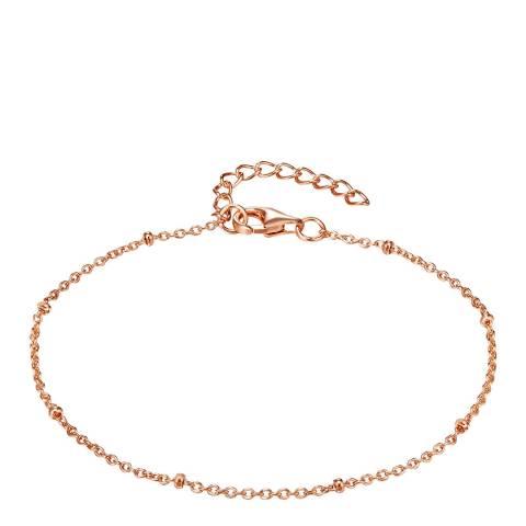 Carat 1934 Rose Gold Plated Bracelet