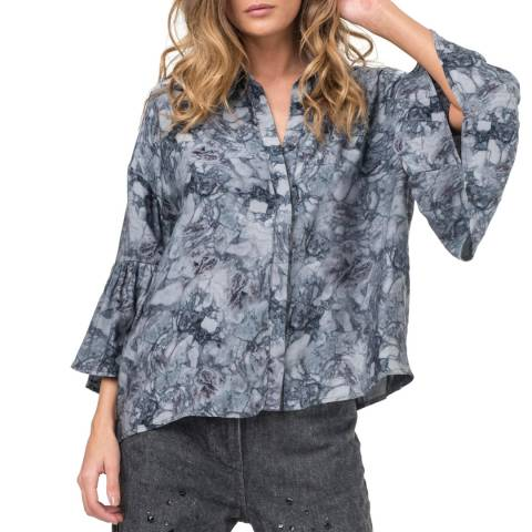 Religion Multi Commotion Cotton Shirt