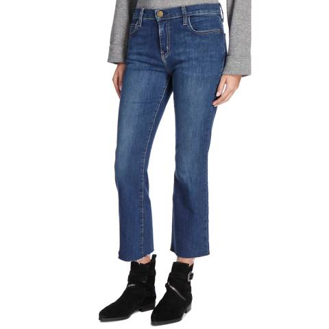 Current Elliott The Kick Jean Ellis With Cut Hem