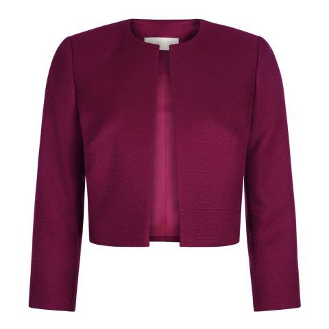 Hobbs London Magenta Elize Jacket