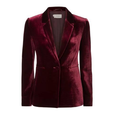 Hobbs London Mulberry Elva Jacket