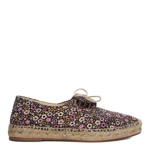 Orla Kiely Multi Elena Espadrille Shoes