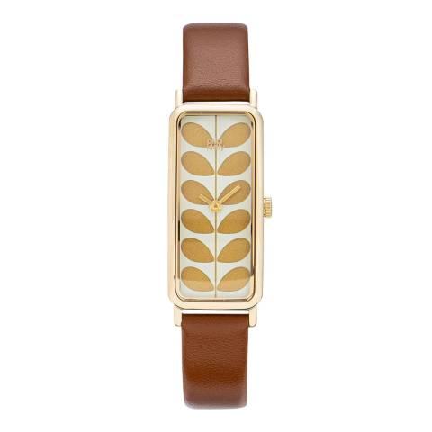 Orla Kiely Stem Large Watch